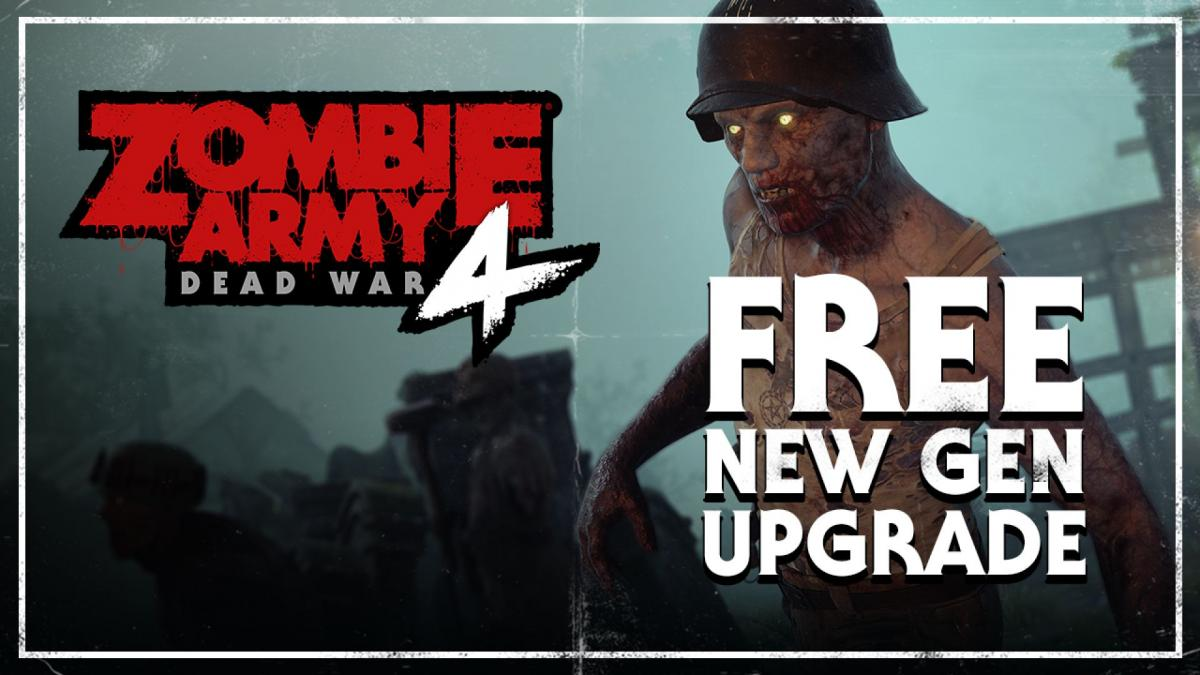 Zombie Army 4 is updated with improvements on PS5 and Xbox Series X | S (free with PS Plus and Game Pass)