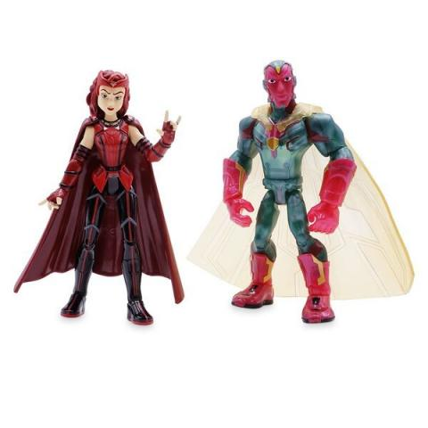 Toybox- Scarlet Witch and Vision