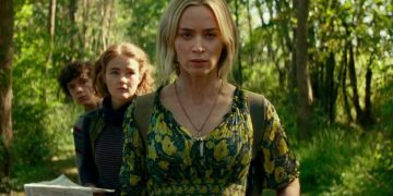 A Quiet Place 2 is the second part of a trilogy, according to Emily Blunt