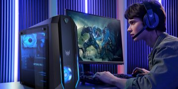 Acer presents its new desktop PCs, laptops and gaming monitors, after the Next Acer 2021 conference