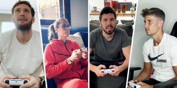 Athletes and celebrities such as Amaya Valdemoro, Carolina Marín, Willyrex and Marcos Llorente meet at the PlayStation Days of Play