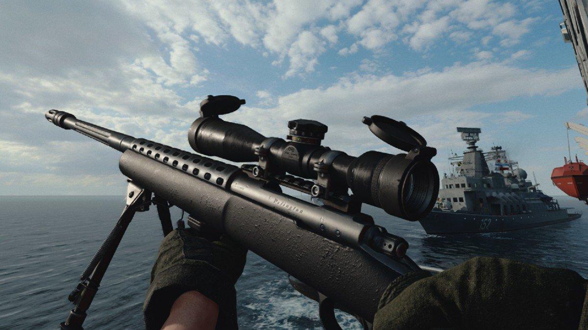 Best Pelington 703 Sniper Rifle in COD Warzone