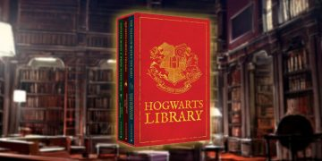 Build your own magical library at home with this collection of hardcover Harry Potter: Hogwarts Library books for 18.83 euros
