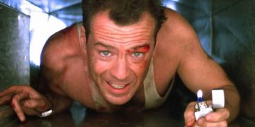 Call of Duty Warzone hints at the arrival of more '80s myths to battle royale, such as John McClane (Die Hard)