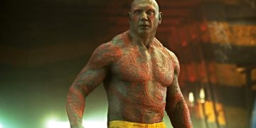 Dave Bautista claims he's leaving the MCU after Guardians of the Galaxy Vol. 3 for shirtless scenes