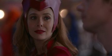 Elizabeth Olsen recounts the moment she most liked filming in Scarlet Witch and Vision