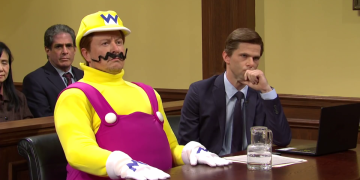 Elon Musk as Wario on Saturday Night Live is maybe one of the things you didn't expect to see today.