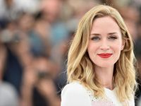 """Emily Blunt assures that """"superhero movies are not for her"""", although she does not rule them out entirely"""