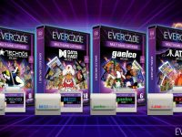 Evercade announces four new Arcade Collection cartridges for the console