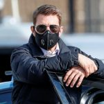 First official image of Tom Cruise in Mission Impossible 7