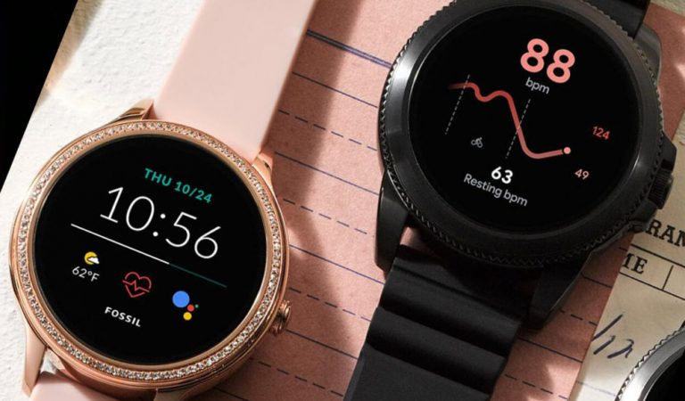 Fossil Gen 5E arrives in Spain: features and price