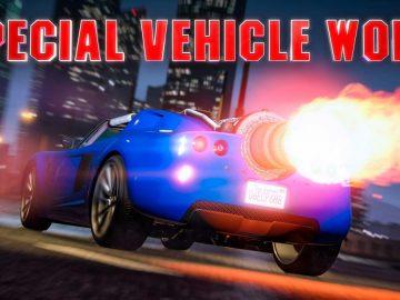 GTA Online Vehicle Week: Discounts on Weaponized Cars and Bonuses in Motor Wars
