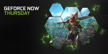 GeForce Now to receive 61 games this May, including Biomutant and Hood