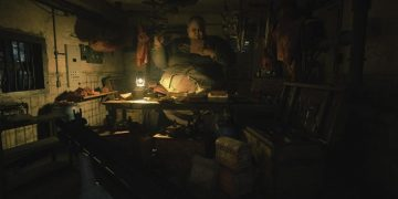 Get the Celestial Eye treasure in Dimitrescu Castle in Resident Evil 8 Village