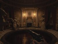 How to solve the puzzle of the statues in Dimitrescu castle in Resident Evil 8 Village