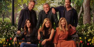 How to watch online the new episode of Friends: The Reunion in Spain