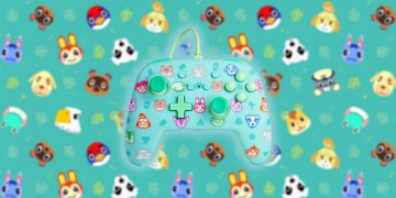 If you are a fan of Animal Crossing, you are going to love this PowerA remote control: it has all the residents of the island and it costs only 18.99 euros