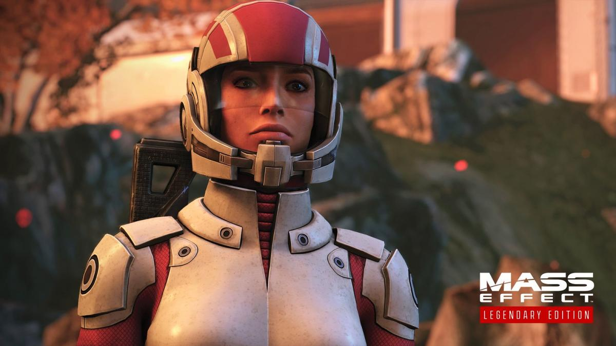 Mass Effect Legendary Edition patch day 1 will be bigger than the original three games, according to this leak