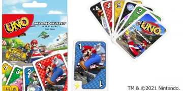 Mattel launches Mario Kart version of the UNO with exclusive special rules