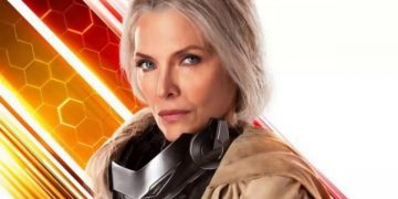Michelle Pfeiffer is already training hard for Ant-Man and the Wasp Quantumania