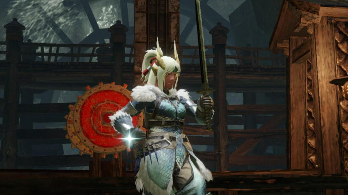 Monster Hunter Rise Ninja Sword: how to forge the mythical weapon with which you will always hit critical hits