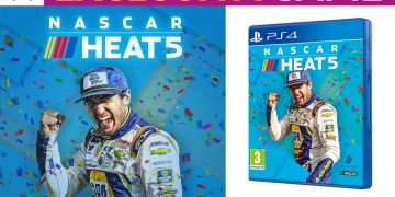 Nascar Heat 5 and its fast-paced races come to PS4 in physical format that you can only reserve in GAME stores