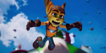 New trailer for Ratchet & Clank: A Dimension Apart for PS5 focused on weapons and scrolling