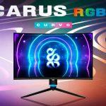Newskill Icarus RGB 27 Curvo
