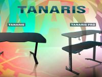 Newskill Tanaris RGB Pro Mesa Gaming Escritorio