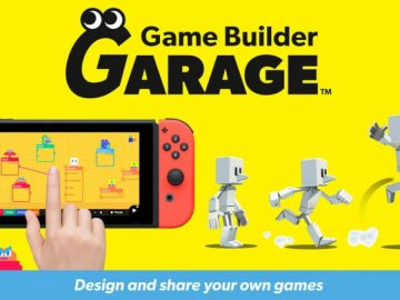 Nintendo teaches us to program with Game Builder Garage, a new game for Nintendo Switch