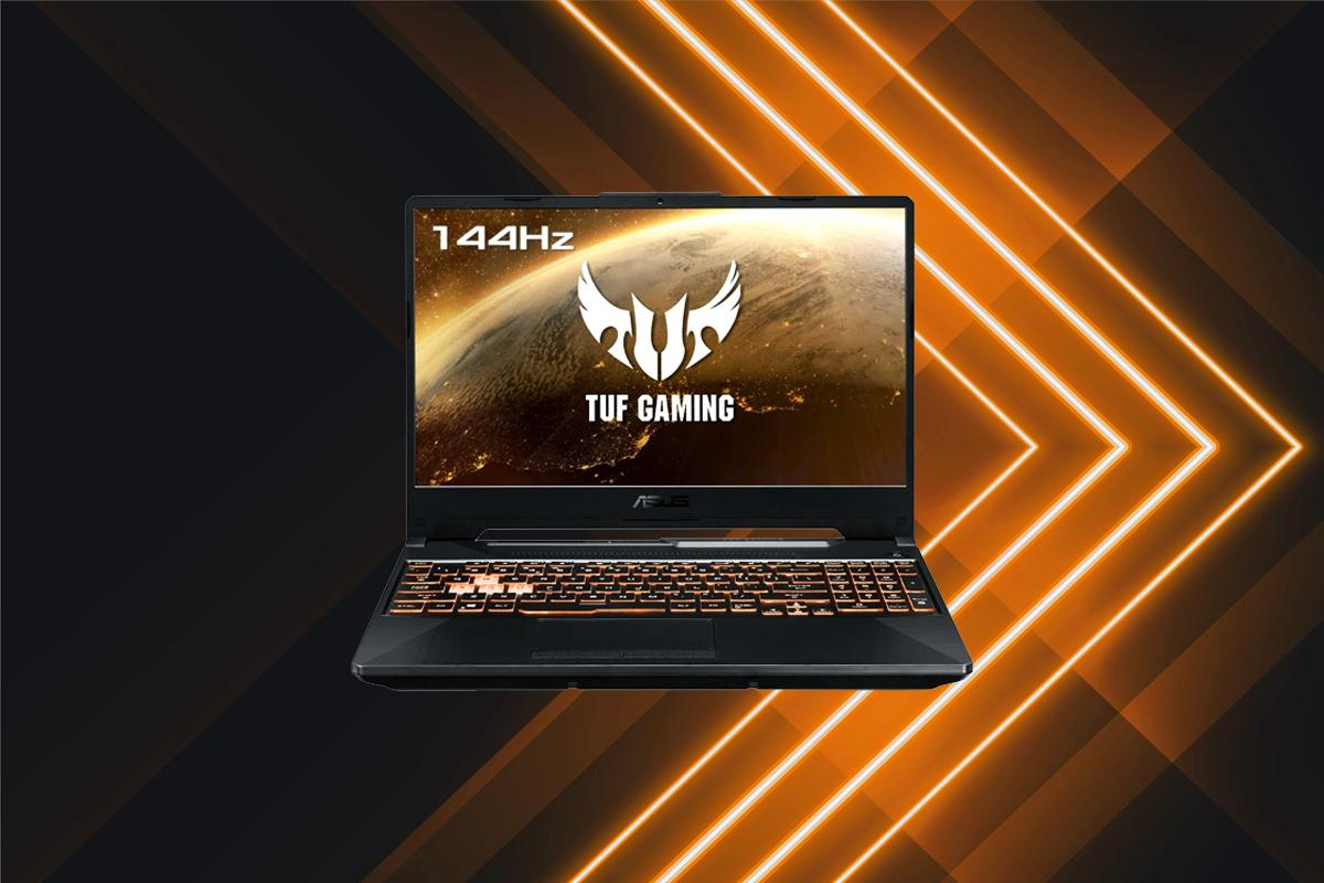 Precious in this ASUS gaming laptop: Intel Core i5 16GB and NVIDIA GTX for 749 euros