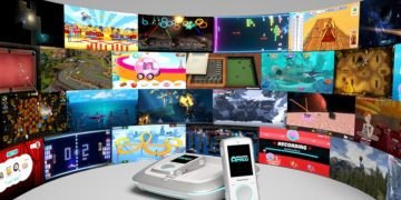 Presented the games that will be released on Intellivision Amico, pre-installed and in physical format