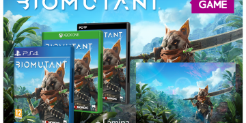 Reserve Biomutant in GAME in any of its editions and get an exclusive poster