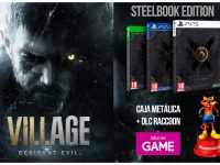 Resident Evil Village is here and in GAME they celebrate it with: Steelbook and exclusive DLC, merchandising, offers in games of the saga and more