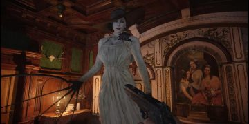 Resident Evil Village player discovers alternate scene at Dimitrescu Castle