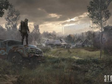 STALKER 2's open world is crucial to its story and intentions, say its creators