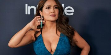 Salma Hayek recounts the huge void she suffered in Hollywood for being Latina