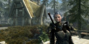 Skyrim's grandmother is already a partner in the game thanks to a worked mod