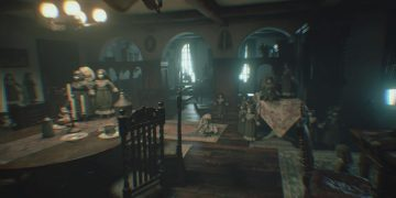 Solve the music box puzzle in Beneviento's house in Resident Evil 8 Village
