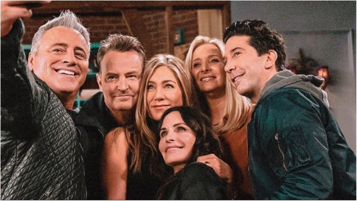 The Friends reunion skipped the darkest stage of one of its protagonists