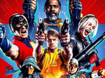 The Suicide Squad officially gets an R rating
