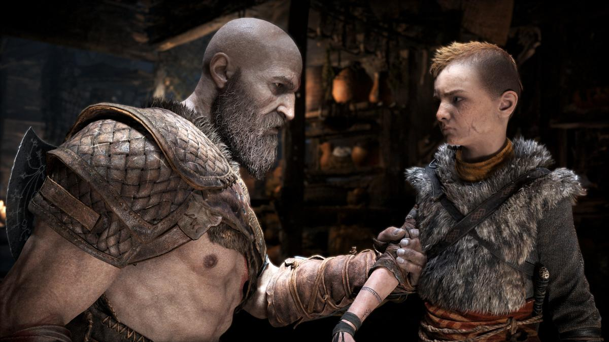 The director of God of War and Ragnarok updates his Twitter profile with a new image full of secrets, winks and messages