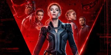 The film Black Widow has been finished and edited for a year