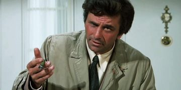 The funny video that imagines detective Columbo as an anime character