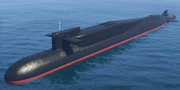 The new fever of GTA V Online is not role play, it is… getting the submarine out of the water!