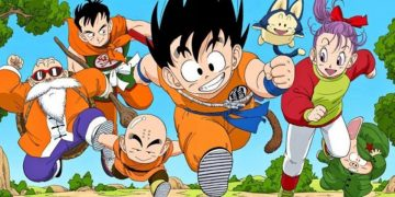 The new official Dragon Ball website announces its arrival with this teaser
