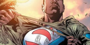 The next Superman movie will feature a black actor as the lead