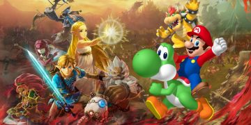 The president of Koei Tecmo wants to make a Super Mario musou.  Mushroom Warriors?
