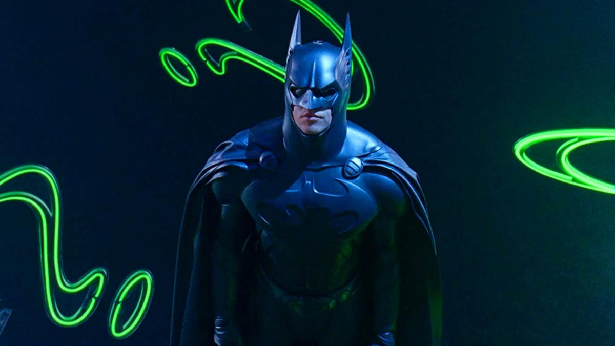 The producer of Batman Forever assures that there is a much darker version of the film that did not see the light