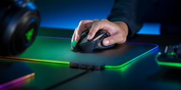 The wireless gaming mouse you deserve at an optimal price: Razer Basilisk X HyperSpeed for only 45 euros